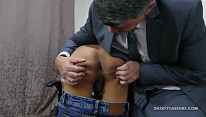 Daddy's Asians - DaddyBlackmailed For shag