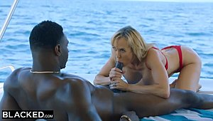 BLACKED Brandi live a little wants BBC Vacation